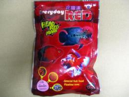 "Everyday RED 花羅漢 ""HEAD RED MARK (S) 120g ""フラワーホーン用"
